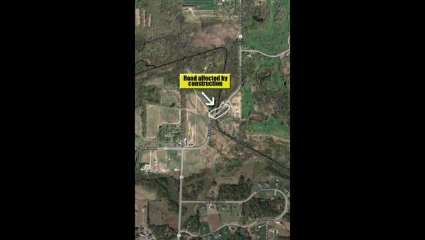 ANIMPORTANT STRETCH OFROADWAY along 185th Ave. in Becker Twp. will soon be closed in both directions to allow construction crews to replace a culvert that spans the Snake River between Co. Rd. 73 and Hwy. 4.