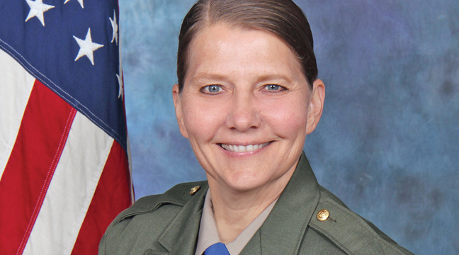 HEATHER HOGLUND, a BHS 1984 graduate, was recently promoted to Lt. Commander for the California Highway Patrol. (Submitted Photo)